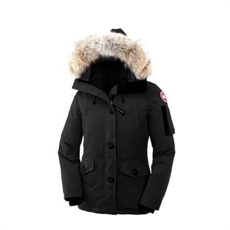 Image of   Canada Goose Ladies Montebello Parka, Black
